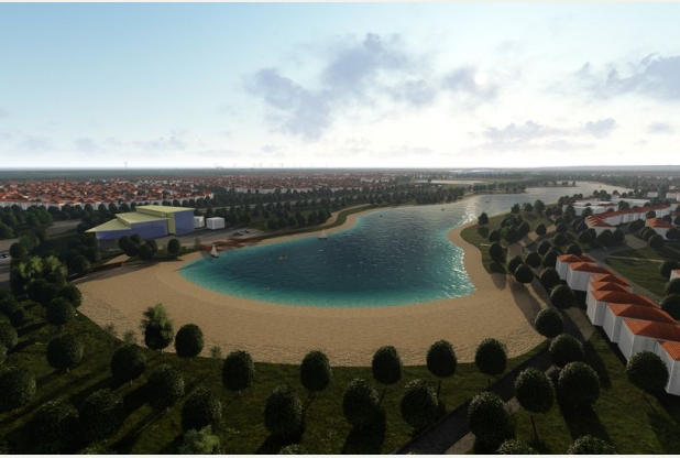 Clugston Gets Green Light For First Lake Of £1.2bn Lincolnshire Lakes Project