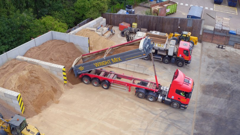 Concrete Company Increases Productivity Through Paperless Scheduling Solution