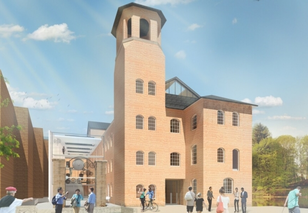 Speller Metcalfe Named as Main Contractor For New £16.4m IPI Project at Derby Silk Mill