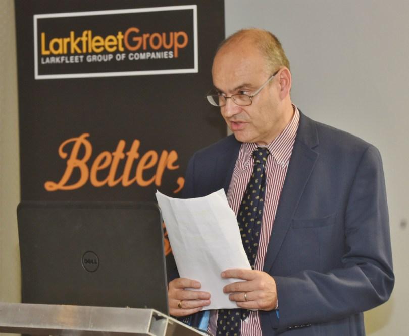 Larkfleet's New Year Resolution - Help Plug Construction Skills Gap