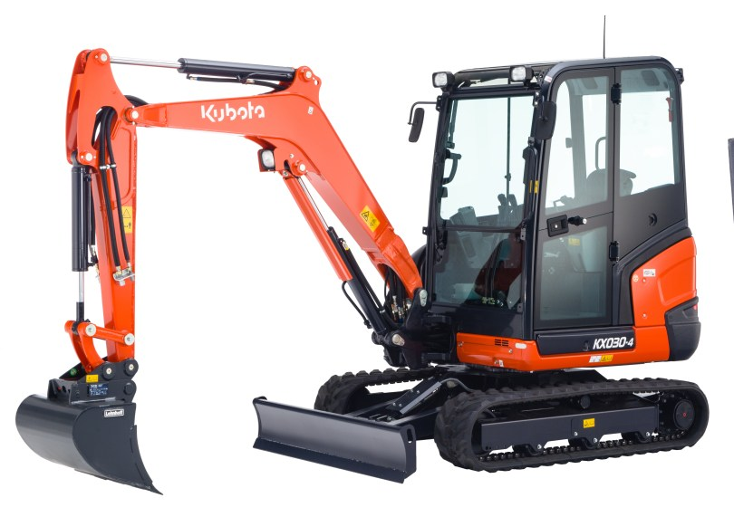 Kubota Gear Up For Exciting Launch At The Executive Hire Show