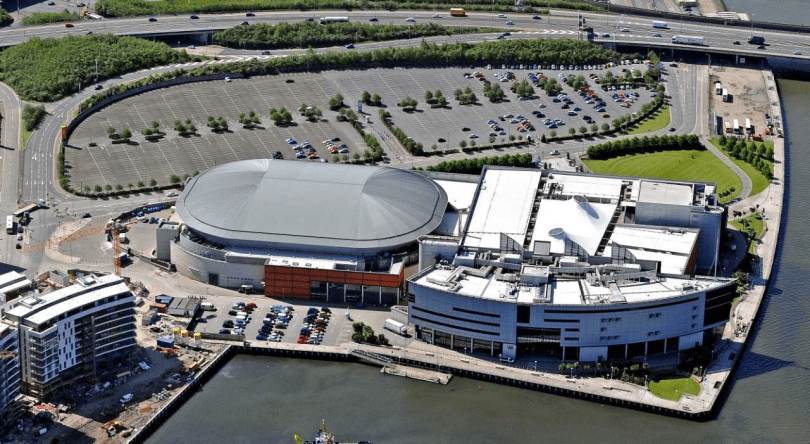Visitor Safety Gets Major Boost At Belfast's Premier Events Venue With IP Security Camera Upgrade