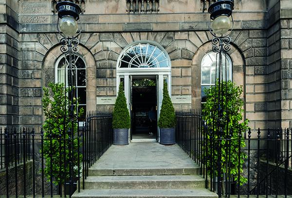 Principal Edinburgh