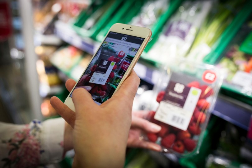 Convenient Future In Store As Co-op Dials-Up Pay In Aisle Technology