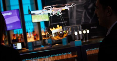 Fries From the Skies: Leeds Super Casino to Launch World's First Food Service by Drone