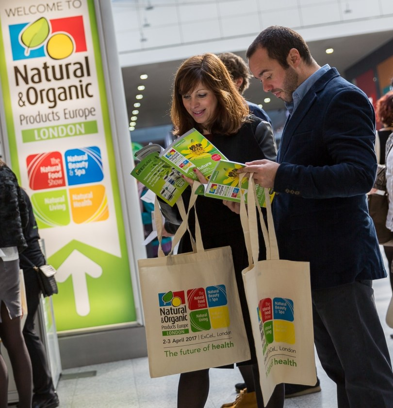 Natural & Organic Products Europe Opens in London This Weekend