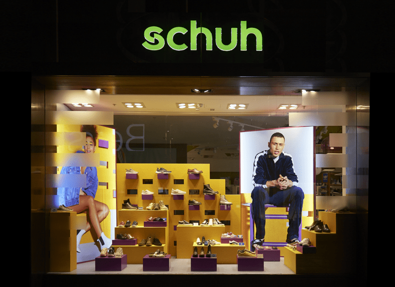 schuh ss/18 campaign