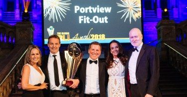 Portview Named Contractor of the Year at Global Awards