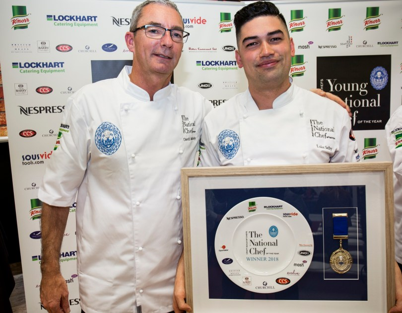 The Craft Guild of Chefs Reveals 40 Chefs in the Running for National Chef of the Year