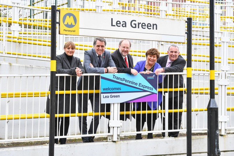 TransPennine Express Welcomes Customers at Lea Green and Newton-le-Willows to its Network