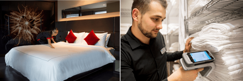 CLEAN and PPHE Hotel Group Link-Up Sees One of Sector's Largest Use of RFID