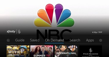 Comcast Business Launches X1 For Hospitality