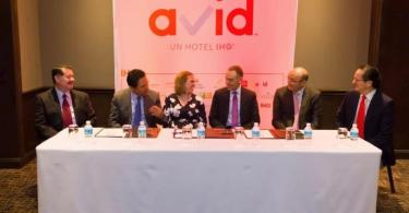 IHG and Operadora MBA Celebrate Signing of First Avid™ Hotel in Mexico