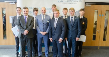 More apprentices win places through Hargreaves scheme