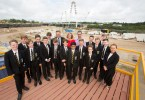 Over 2,200 School children Visit Northern Spire Bridge During Construction