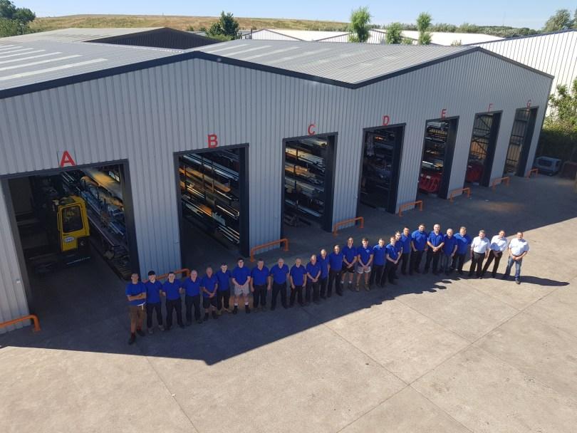 Welsh Fabricator Enjoys Business Growth with Investment in New Facility