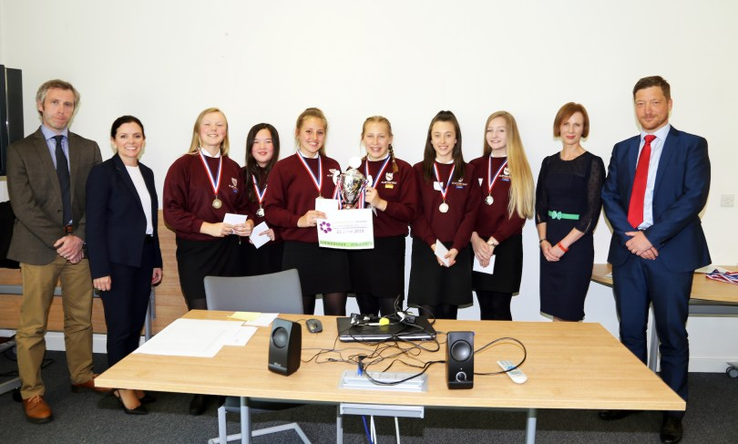Amey Encourages School Girls from Underprivileged Areas into STEM