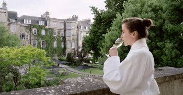 The Royal Crescent Hotel & Spa Establishes Itself as a True British Lifestyle Icon and Gives a Stunning Insight to Those Wishing to Stay at Bath's Most Luxurious Hotel