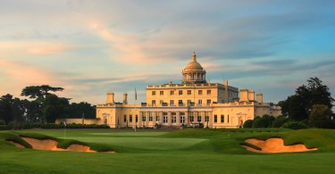 Stoke Park is Officially a Worldclass.Golf Venue