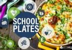 Healthier, More Sustainable Food Menus Hit UK Primary Schools