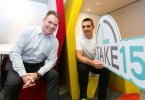 Aramark's 'Take15' Campaign Aims to Improve Mental Wellbeing in Workplaces