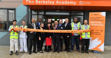 Berkeley and West London College Launch First Purpose-Built Construction Academy to Tackle Skills Shortage