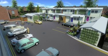 UK's First iKozie Micro-Home Community Given Green Light by Worcester City Council