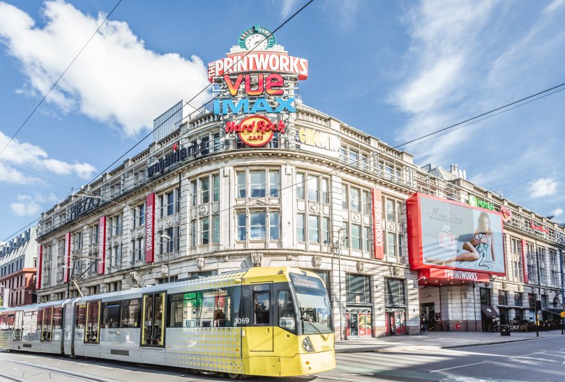 DTZ Investors Reports Record Footfall Growth for The Printworks