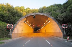Saltash Tunnel Gets Hi-Tech Safety Upgrade