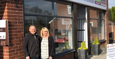 Stoke-on-Trent Window Company Launches Christmas Fundraising Campaign