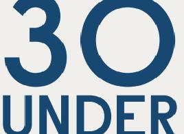 CODE PUBLISH THEIR MUCH ANTICPATED 30 UNDER 30 LIST