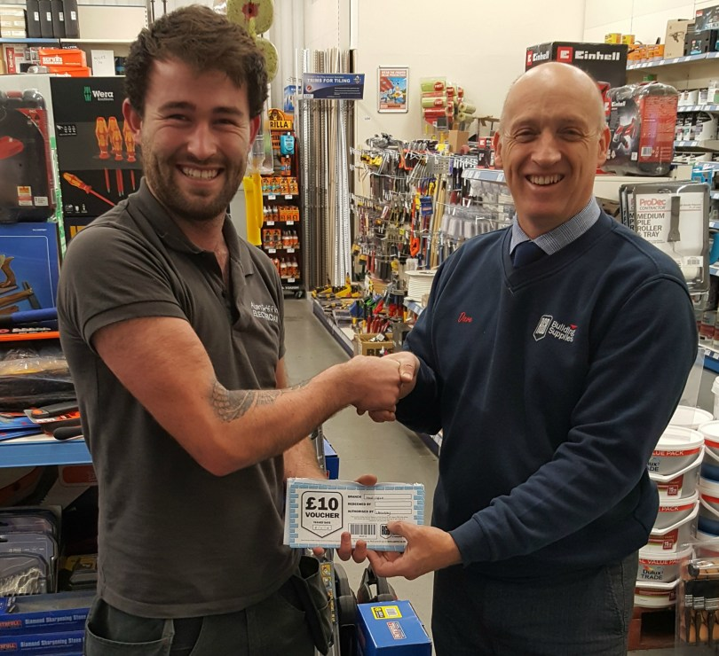Exmouth Apprentice Receives Help from RGB