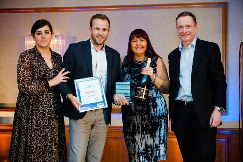 Ibstock Brick Recognised at Jewson Awards