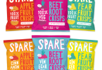 "WONKY VEG PIONEERS REBRAND AND LAUNCH NEW SEASONED FRUIT & VEG CRISP RANGE Spare Snacks (www.sparesnacks.com) is a disruptive start-up brand on a mission, to take unloved wonky fruit and veg and turn them into delicious, healthy snacks that are great for people, producers and the planet. Now with added crunch, January 2019 sees Spare reformulate and rebrand their Great Taste Award winning Pure range of 100% Apple, Pear and, brand new, Beetroot Crisps; alongside the launch of an innovative new healthily Seasoned range, Pear & Ginger, Apple & Cinnamon and Beetroot & Apple Cider Vinegar Crisps to Co-op, Planet Organic and Ocado (RRP £1.10 per 22g bag). Spare want to perfect the way healthy snacks are created and consumed. Key to the crunch, taste and health profile of the premium tasting snacks, all of Spare's crisps are air-dried, never fried. Spare only use fruit and veg that is going spare – wonky, misshapen or otherwise unloved, surplus produce, to support farmers and to make the best of ALL fresh, tasty produce; Spare want to spread the word that oddly shaped, discoloured or blemished produce has real value by creating amazing award-winning products. Spare Snacks are all under 77Kcals per bag, making them just pear-fect for anytime healthy snacking, indulgent dipping or adding crunch to salads, cereals or lunch boxes; they're a convenient pre and post workout snack; and the new Beetroot snacks even pair beautifully with craft beers and cocktails. The crisps are vegan, gluten free and high in fibre too, so seriously satiating. Known for its superfood properties, the new Beetroot Crisps are also a great source of protein, potassium and folic acid. Founded by father of two Ben Whitehead in 2016, Spare care deeply about their products, their provenance and the impact they have on the environment around them and are always pushing for the foremost in quality. Ben says, ""Since day one we've been all about creating the highest quality snacks that make people smile, using what we have, not wasting a thing and thinking responsibly about health and our impact. We're on the side of the people. We're helping farmers, consumers and the environment, taking the time to do things in a better way. We call things as they are and help snackers make better decisions without compromise. Our punchy new range is aimed to ap-peel to a broader cross section of healthy foodies who believe in our mission to waste not, want lots!"" With the new healthily Seasoned range, Spare has created three distinctive new healthy flavour profiles, great for any time of the day. Apple & Cinnamon conjures up the flavours of a comforting Apple Pie; Pear & Ginger has all the zingy flavour of Ginger Nuts, but a fraction of the calories, and Beetroot and Apple Cider Vinegar are an un-beet-able take on Salt and Vinegar Crisps! Roger Grosvenor, Joint Chief Executive at the East of England Co-op said; ""We're very happy to be stocking Spare Snacks products as a new and exciting healthy snacking option in our stores. We've been particularly impressed with how they transform unloved wonky fruit and veg in to something new and delicious, which are selling beyond our expectations in stores!"" After a lot of hard work, fun and not a lot of sleep, the new-look Spare Snacks can be found in Ocado, Co-op, Sourced Market and Planet Organic from January 2019, as well as on shelf cafés, delis, offices and hotels; watch this space, it's just the beginning, so prepare to see the crisps in bars, hotels, trains and supermarkets across the nation and further afield soon. All wonkies welcome. SPARE SNACKS BENEFITS ● Air Dried, Never Fried ● Free from Gluten ● Suitable for Vegans ● Low in Calories ● High in Fibre ● 1 of your 5 a Day ● High in Potassium, Protein, Folic Acid (Beetroot) ● 100% Wonky Produce ● Supports Farmers ● Suitable for 18months+ (as testified by Ben's own children, Flo and Stanley!) INGREDIENTS & RRP – RRP £1.10 per 22g Bag ● Apple Crisps – Great Taste Award-Winner o Ingredients: 100% Apple (approx. 1-2 per pack) o 76kcals per 22g serving ● Apple & Cinnamon Crisps o Ingredients: Apple (approx. 1-2 per pack), Cinnamon, Apple Juice o 75kcals per 22g serving ● Pear Crisps o Ingredients: 100% Pear (approx. 1-2 per pack) o 76kcals per 22g serving ● Pear & Ginger Crisps o Ingredients: Pear (approx. 1-2 per pack), Ginger, Apple Juice o 75kcals per 22g serving ● Beetroot Crisps o Ingredients: 100% Beetroot (approx. 3-4 per pack) o 63kcals per 22g serving ● Beetroot & Apple Cider Vinegar Crisps o Ingredients: Beetroot (approx. 3-4 per pack), Apple Cider Vinegar, Lemon Juice o 67kcals per 22g serving STOCKISTS ● Ocado ● Co-op ● Sourced Market ● Planet Organic ● Hilton ● Google ● www.sparesnacks.com For more information, please visit www.sparesnacks.com"