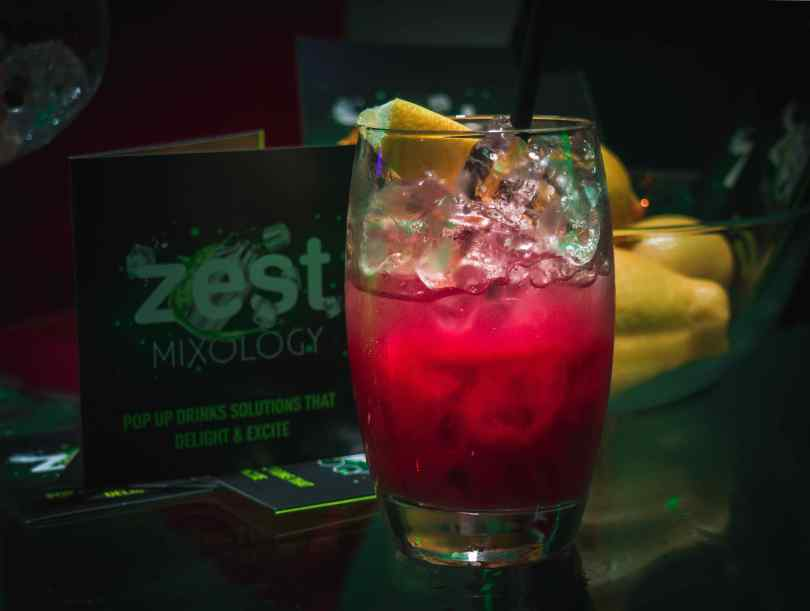 Zest Mixology Causes a Stir with Industry Heavyweight Win