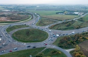 Route Unveiled for Major New Road and Junction at Black Cat