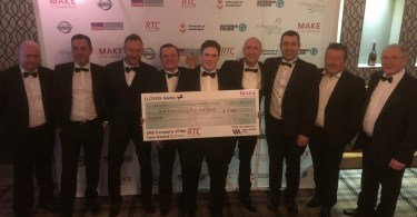Tomlinson Hall Wins SME Business of the Year