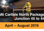 Quieter, Smoother M6 in £7 Million Carlisle Upgrade