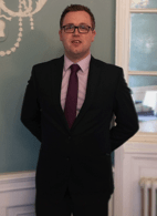 From Pot Washer to General Manager, Noel Hill Takes the Helm at The Lion Hotel, Shrewsbury