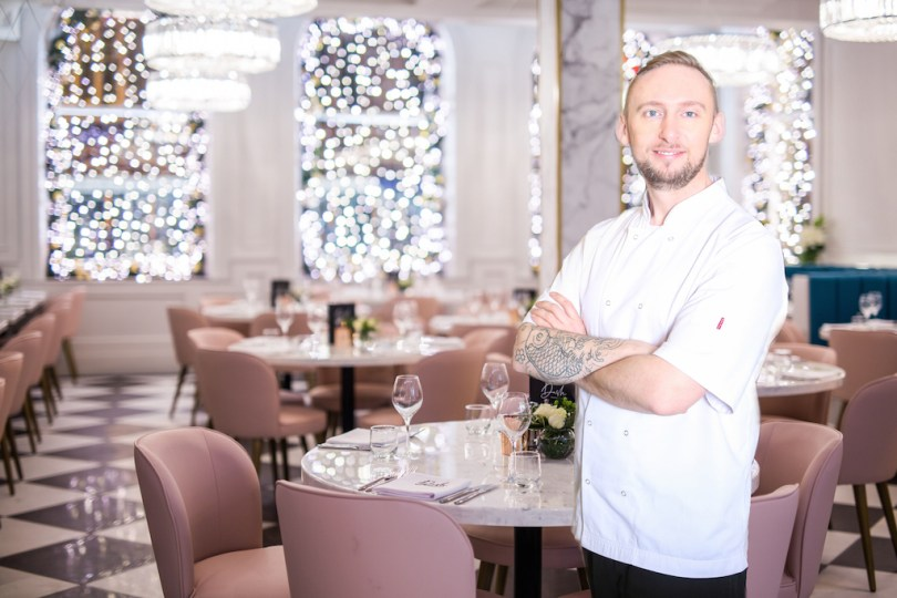 Liverpool's Dash Restaurant has Appointed the Man Behind the Food at One of the North West's Leading Dining Destinations