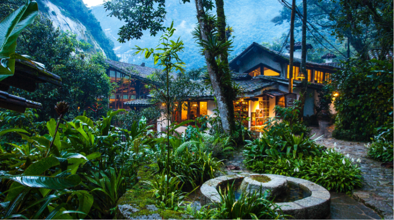 """Machu Picchu Pueblo has become the first destination in Latin America to recycle 100% of its solid waste into bio-char, following the implementation of an organic waste treatment plant. This latest environmental initiative from Inkaterra, Peru's leader in sustainable tourism and hotel development, in partnership with The AJE Group (a Peruvian multinational beverage company) and the Municipality of Machu Picchu Pueblo, has transformed the city into a model for global sustainability. Using a method known as pyrolysis, the new plant has the capacity to process eight tons of waste every day to generate bio-char, a natural fertiliser that encourages reforestation in the Andean cloud forest and contributes to agricultural productivity in the area. It will also be utilised for an ongoing project to reforest the historic sanctuary of Machu Picchu, which aims to plant quinine trees within the Inca citadel. Founder and CEO of Inkaterra, José Koechlin, said: """"By engaging with the ecological conscience of the local community, our aim for Machu Picchu to become a sustainable destination has been achieved. This innovative technology will continue to contribute towards traditional agriculture and responsible tourism in the cloud forest."""" The opening of the new organic waste treatment plant completes the circle of sustainability in Machu Picchu, a three-part initiative delivered by Inkaterra and AJE Group. The project commenced in 2017, with the donation of the first plastic waste compactor plant in the city, which currently processes 14 tons of PET plastic each day. The plant cleans and recycles plastic from the town and surroundings, as well as discarded plastic found on the Inca Trail, and was instrumental in preventing the citadel entering the UNESCO list of Heritage Sites at Risk. In 2018 a biodiesel plant, which recycles used vegetable oil from local homes, hotels, and restaurants, was inaugurated at Inkaterra Machu Picchu Pueblo Hotel. Today, the plant produces 20 gallons of"""