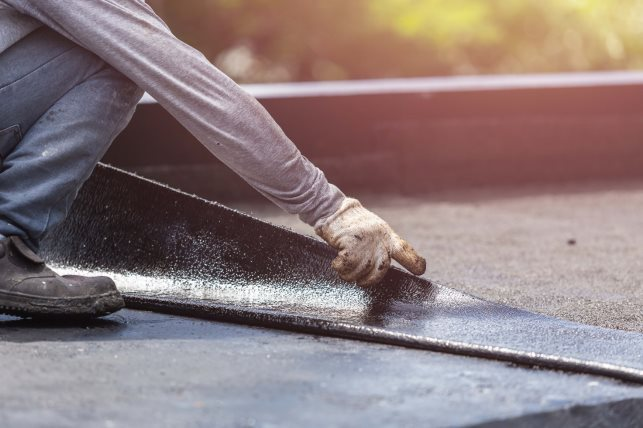 Growth in the Flat Roofing Market Constrained by Decrease in Bituminous Products