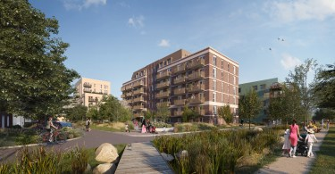 Hillingdon Gardens (Formerly Master Brewer Site) Planning Submitted