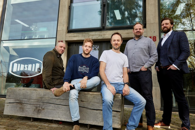 Hospitality tech firm celebrates £500k investment