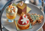 aqua shard's Festive Afternoon Tea