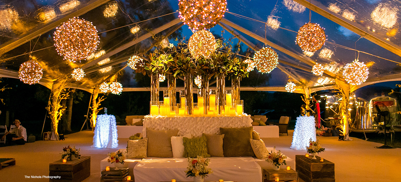 Premiere Events Austins Party Tent And Wedding Rental