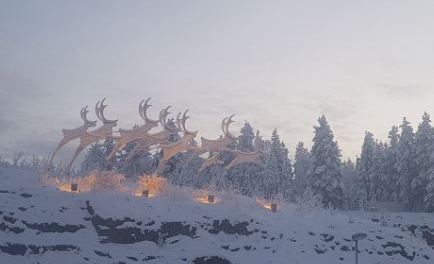 Goodbye to Lapland