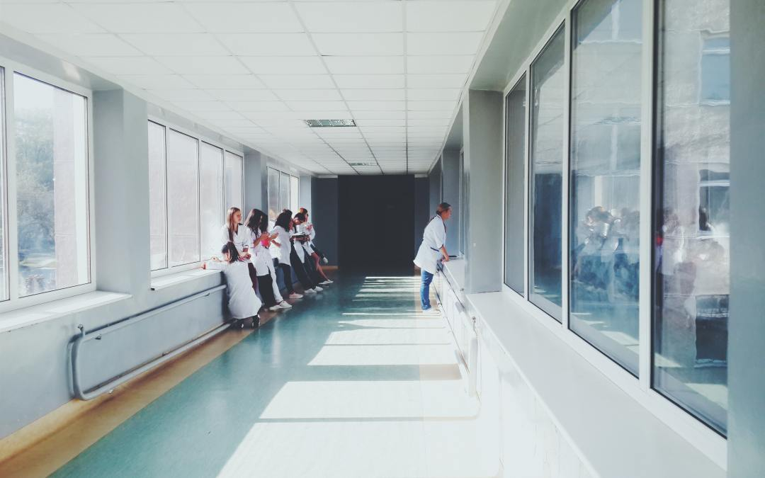 Creating Safer Spaces with Antimicrobial Film—What to Know