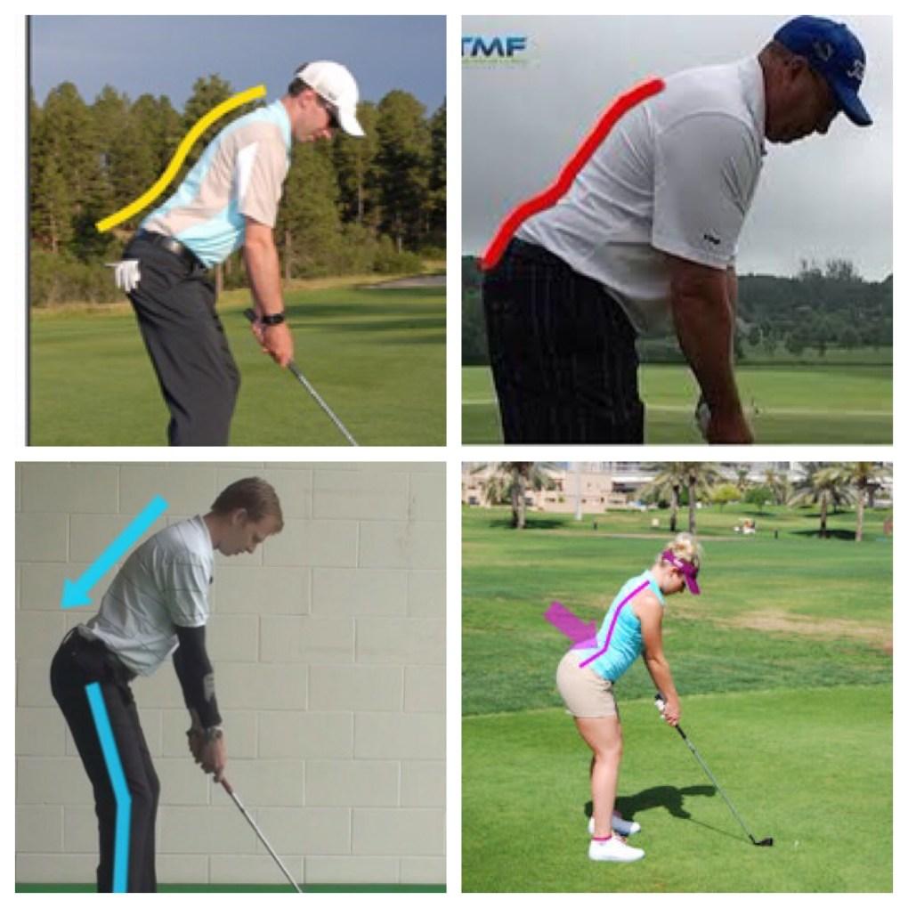 Golf Posture Fix