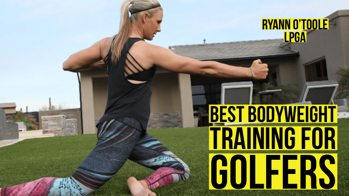 best golf fitness training programs